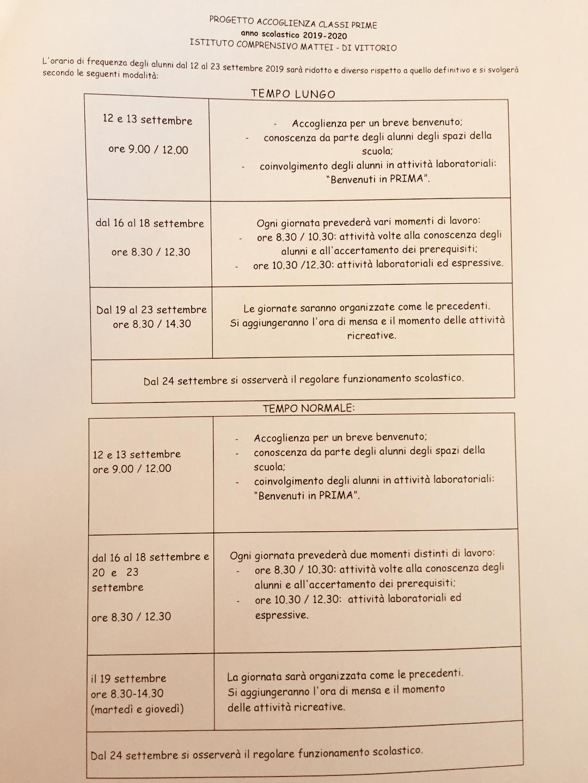 Calendario Scolastico Milano 2020.Calendario Scolastico Istituto Comprensivo Mattei Di