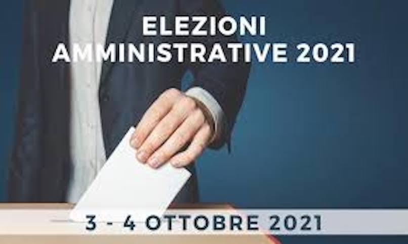 Comunicazione chiusura plessi per elezione diretta dei Sindaci e dei Consigli Comunali del 3-4 ottobre 2021